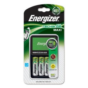 ENERGIZER MAXI BATT CHARGER 4XAA MAH UK
