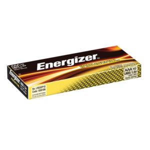 ENERGIZER IND AAA/LR03 DP10 636106 PK10