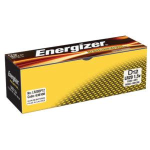 ENERGIZER IND C/LR14 DP12 636107 PK12