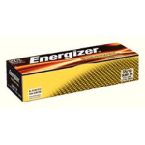 ENERGIZER IND 9V/6LR61 DP12 636109 PK12