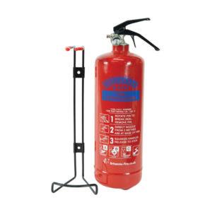 FIREMASTER 2KG ABC POWDER FIRE EXTING