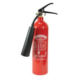 FIRE EXTINGUISHER CARBON DIOXIDE 2KG