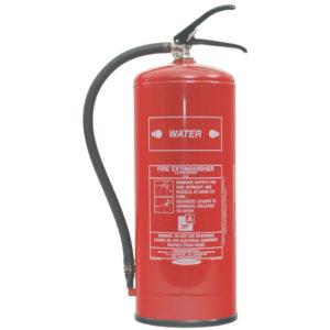 FIRE EXTINGUISHR WATER 9LT XWS9