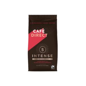 CAFEDIRECT INTENSE ROAST GRD COFFEE 227G