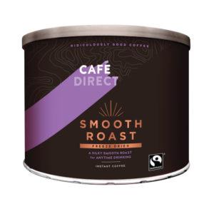CAFEDIRECT SMOOTH ROAST COFFEE 500G
