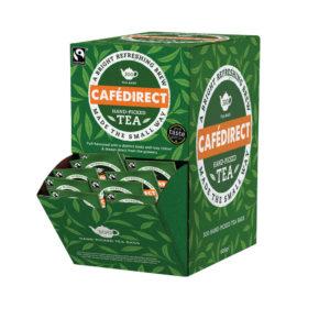 CAFEDIRECT TEABAGS TAG/ ENVELOPE BOX300