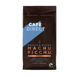 CAFEDIRECT DECAF GROUND COFFEE 227G