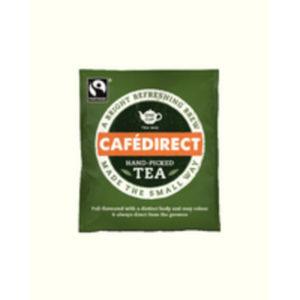CAFEDIRECT TEABAGS 2G PK1100