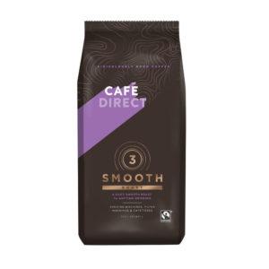 CAFEDIRECT SMOOTH ROAST COFFEE 750G