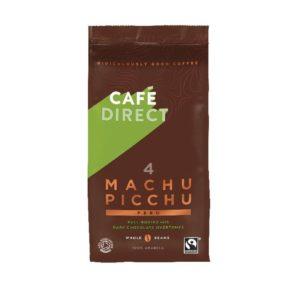 CAFEDIRECT MACHU PICCHU COFFEE BEAN 227G