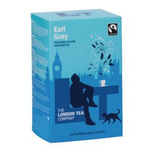 LONDON TEA COMPANY EARL GREY TEA PK20