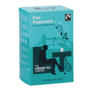 LONDON TEA COMPANY PEPPERMINT TEA PK20