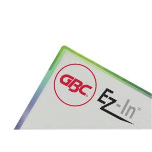 GBC A4 150MIC LAM POUCHES CLR P100