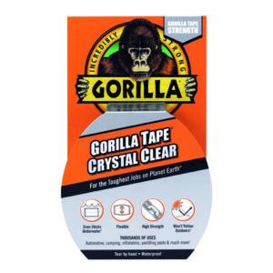 GORILLA CRYSTAL CLEAR 8.2M