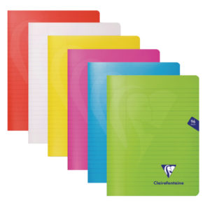 CLAIREFONTAINE MIMSEYS NBK A5 ASRTD PK10