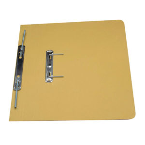 GUILDHALL TRANSFER SPRING FILE YELOW 348