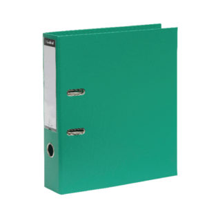 GUILDHALL LARCH FILE A4 80MM GREEN