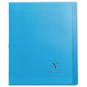 CLAIREFONTAINE KOVERBOOK A4 ASTD PK10