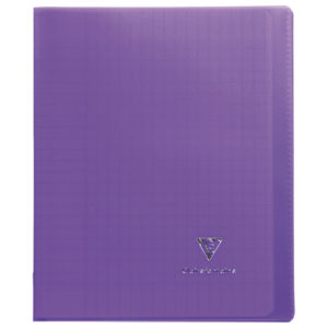CLAIREFONTAINE KOVERBOOK A5 ASTD PK10