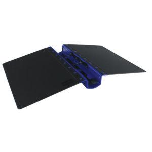 GUILDHALL ERGONOMIC BINDER A4 BLUE