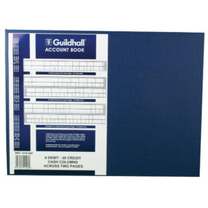 GUILDHALL ACCOUNT BOOK 80PG 61/6-20