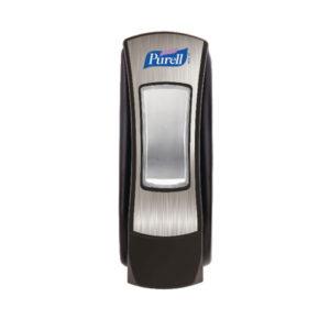 PURELL ADX-12 DISPENSER 1200ML CHR/BLK
