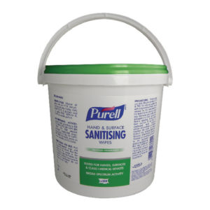 PURELL HAND AND SURFACE WIPES PK225