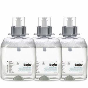 GOJO Mild Foam Hand Wash 1250ml FMX Refill pack 3