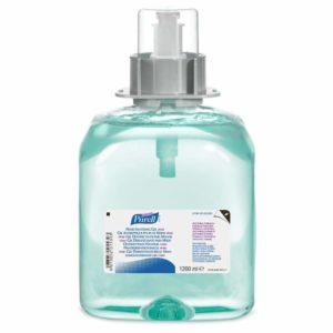 Purell Hand Sanitising Gel VF481 FMX Refill - 1200ml x 1