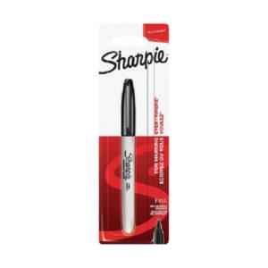 SHARPIE FINE PERM MARKER BLACK 1985857