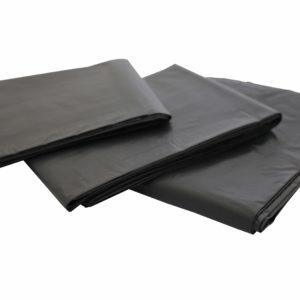 Black Refuse Bags, Med Duty - 70 Ltr x 200