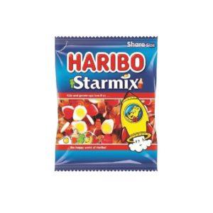 HARIBO STARMIX 140G BAG PK12