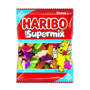 HARIBO SUPERMIX BAG 140G PK12