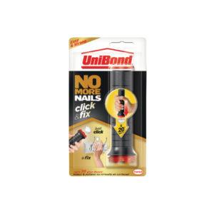UNIBOND NO MORE NAILS CLICK N FIX 30GM