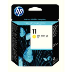 HP 11 PHEAD YLW C4813A
