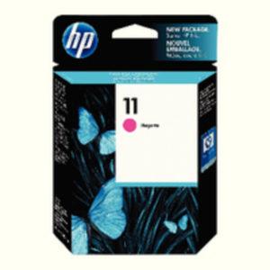 HP 11 INKJET CART MAGENTA C4837A