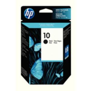 HP 10 INKJET CART 2000C LGE BLK C4844A