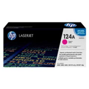 HP 124A MAG ORGL LASERJET TONER CART