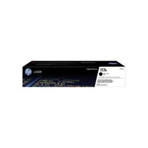 HP 117A BLACK ORIGINAL LASER TNR CRT
