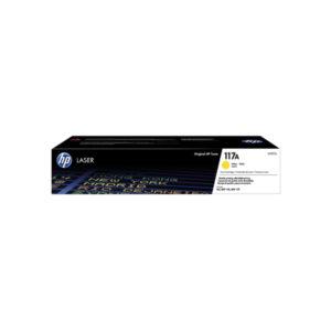 HP 117A YELLOW ORIGINAL LSR TNR CRT