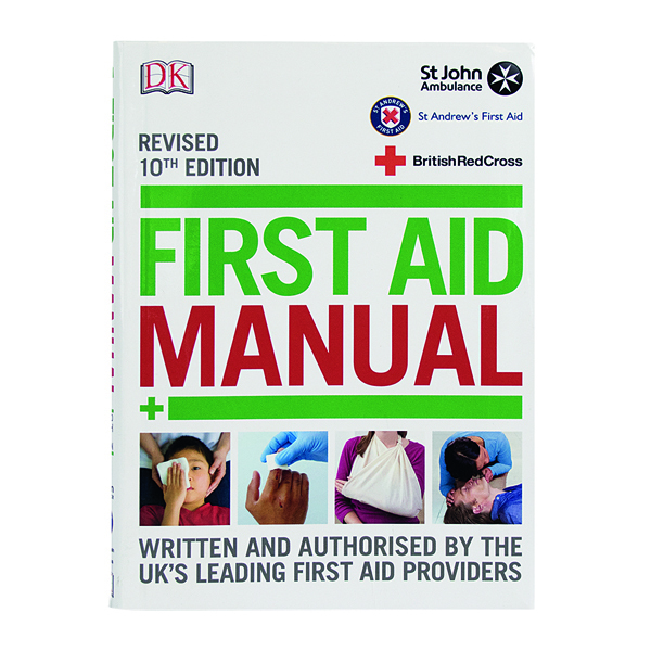 RELIANCE FIRST AID MANUAL 10TH ED