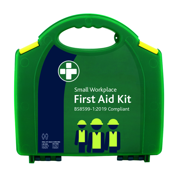 RELIANCE S/WORKPLACE FIRST AID KIT