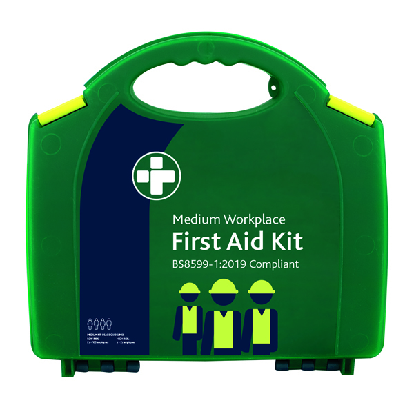 RELIANCE M/WORKPLACE FIRST AID KIT