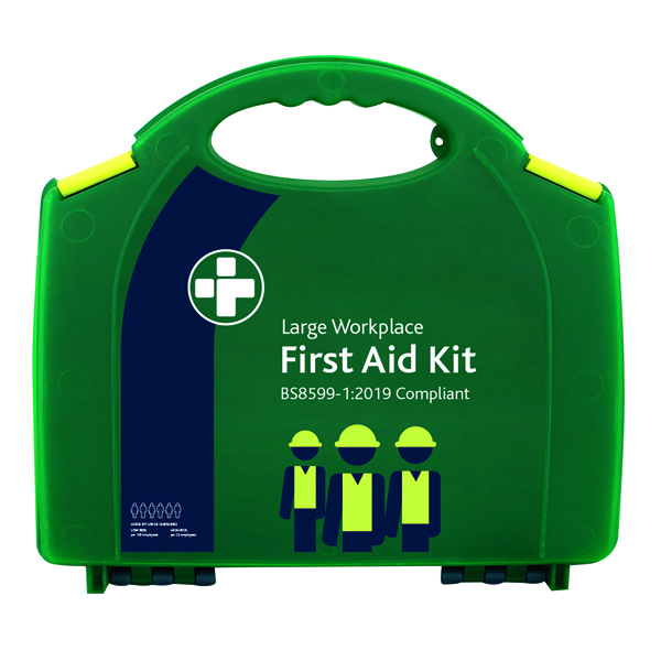 RELIANCE L/WORKPLACE FIRST AID KIT