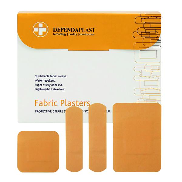 RELIANCE FABRIC PLASTERS ASTD PK100