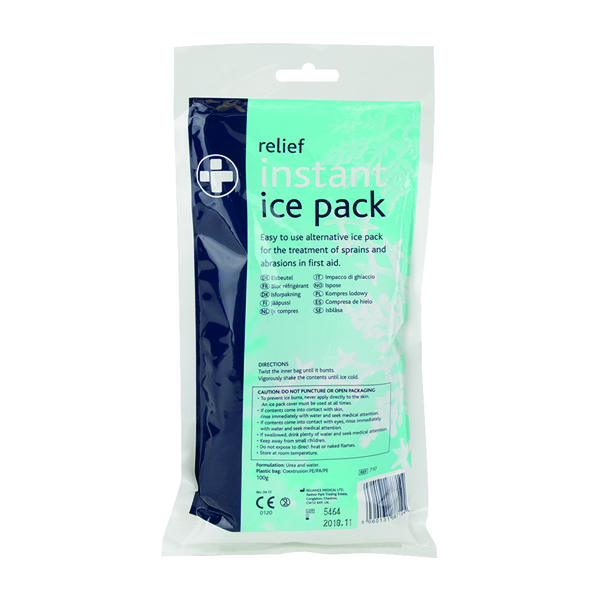 RELIANCE I/RELIEF ICE PACK PK10