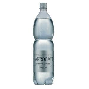 HARROGATE WATER 1.5LTR SPARKLING P12