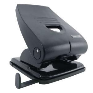 RAPESCO 835-P 2 HOLE PUNCH BOX BLACK