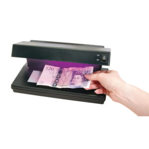 HELIX COUNTERFEIT NOTE DETECTOR