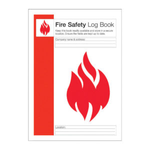 FIRE SAFETY LOG BOOK REF IVGSFLB